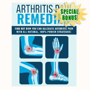 Special Bonuses - March 2020 - Arthritis Pain Remedies PLR Pack