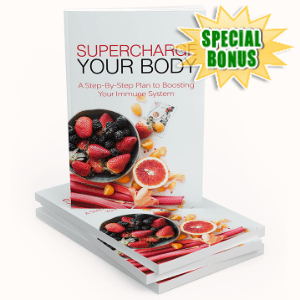 Special Bonuses - April 2020 - Supercharge Your Body Pack