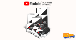 YouTube Business Pack DFY PLR Review and Bonuses