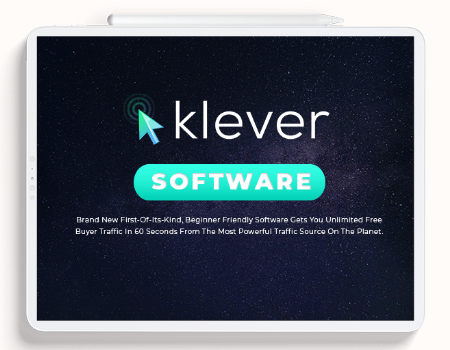 Klever Features - Brand NEW 'Klever' Software