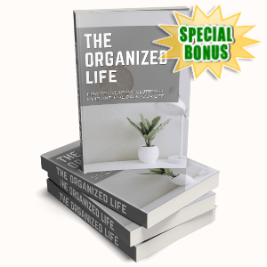 Special Bonuses - June 2020 - The Organized Life Pack