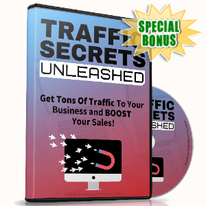 Special Bonuses - June 2020 - Traffic Secrets Unleashed Video Series Pack
