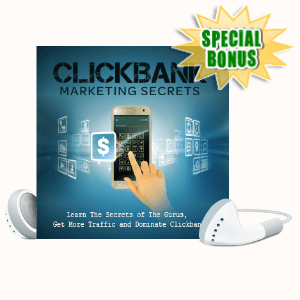 Special Bonuses - June 2020 - Why Do Most Clickbank Marketers Fail