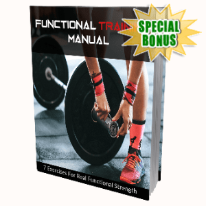 Special Bonuses - July 2020 - Functional Training Manual