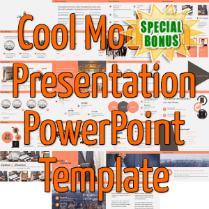 Special Bonuses - July 2020 - Cool Modern Presentation PowerPoint Template