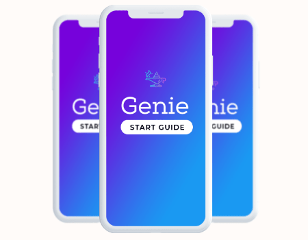 Genie Features - Quick Start Guide