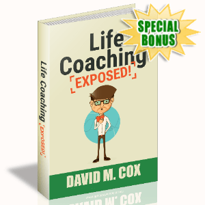 Special Bonuses - August 2020 - Life Coaching Exposed