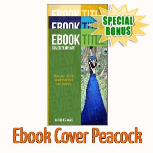 Special Bonuses - September 2020 - Ebook Cover Peacock