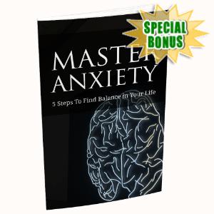 Special Bonuses - September 2020 - Master Anxiety