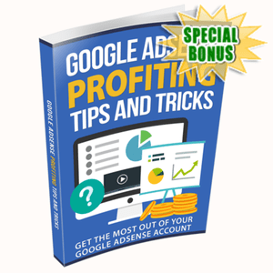 Special Bonuses - October 2020 - Google AdSense Profiting Tips And Tricks