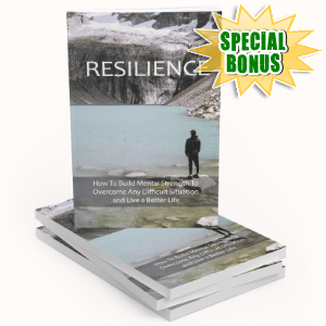 Special Bonuses - October 2020 - Resilience Pack