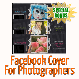 Special Bonuses - October 2020 - Facebook Cover For Photographers