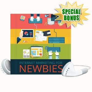Special Bonuses - November 2020 - Internet Marketing For Newbies