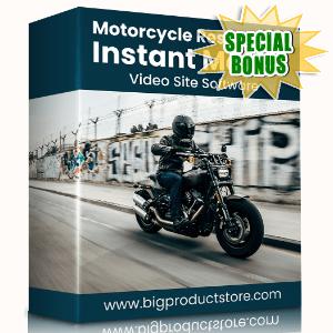 Special Bonuses - December 2020 - Motorcycle Restoration Instant Mobile Video Site Software