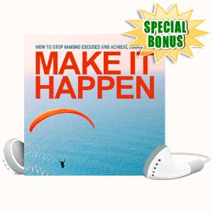 Special Bonuses - December 2020 - Make It Happen