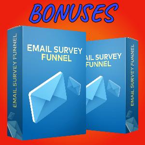Spyvio Bonuses  - Email Survey Funnel