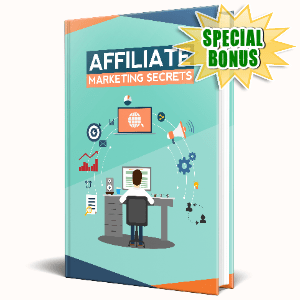 Special Bonuses #12 - March 2021 - Affiliate Marketing Secrets