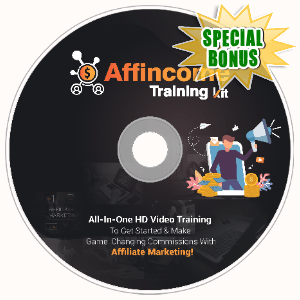 Special Bonuses #2 - May 2021 - Affincome Training Kit Video Upgrade Pack