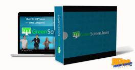Green Screen Actors PLR Review and Bonuses
