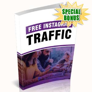 Special Bonuses #6 - June 2021 - Free Instagram Traffic
