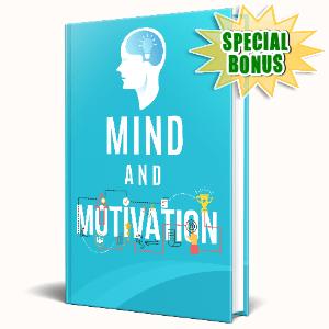 Special Bonuses #34 - June 2021 - Mind And Motivation