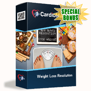 Special Bonuses #25 - July 2021 - Weight Loss Resolution Roadmap