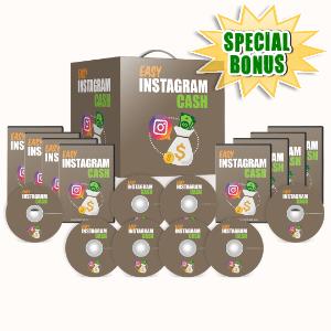 Special Bonuses #36 - July 2021 - Easy Instagram Cash Video Series Pack