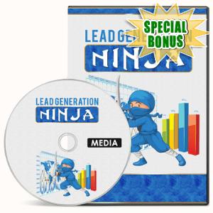 Special Bonuses #45 - July 2021 - Lead Generation Ninja Video Upgrade Pack
