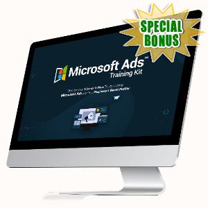 Special Bonuses #9 - October 2021 - Microsoft Ads Training Kit Pack