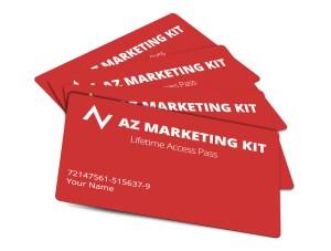 AZ Marketing Kit - A Edition Bonus 1 - lifetime-membership
