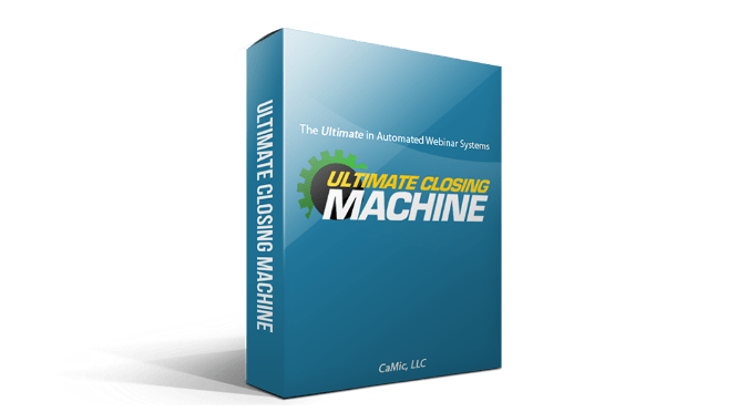 Ultimate Closing Machine Review & Bonuses