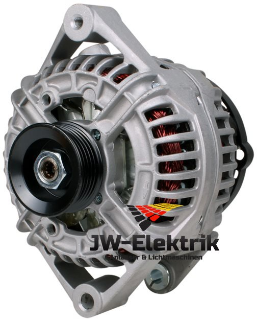 Opel Meriva Astra Corsa Lichtmaschine Generator Bosch 55556070 100A