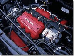 Motor Honda NSX