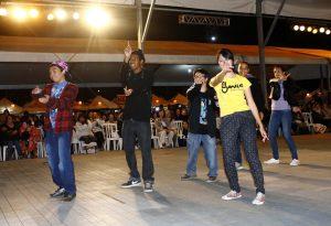 Smile - Matsuri Dance