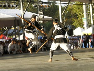 Okinawa Kobudo Jinbukai