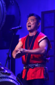 Yoohey Kaito foi o convidado especial do concerto