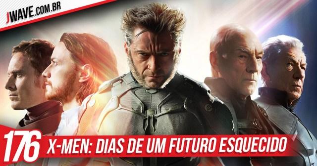 JWave Capa Post X-Men