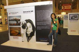 Angelina Megumi Yamada: um olhar sobre felicidade em lugares distantes do globo