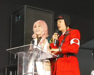 Marina Amano e Kendi Yamai comandaram o WCS Brasil 2014