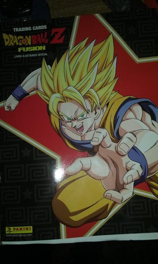 Capa do álbum Dragon Ball Z Fusion
