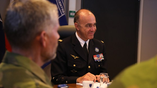 nato appoints uk officer deputy supreme allied commander - HD 1600×900
