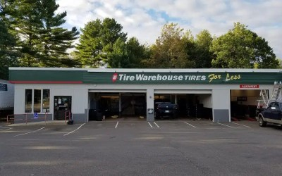 Tire Warehouse, Scarborough, ME, Commercial