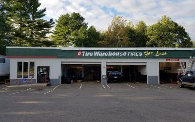Tire Warehouse, Scarborough, ME, Commercial
