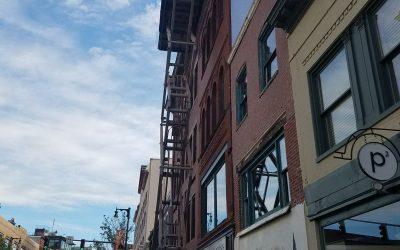 Harmon's Barton's, Portland, Me, Commercial