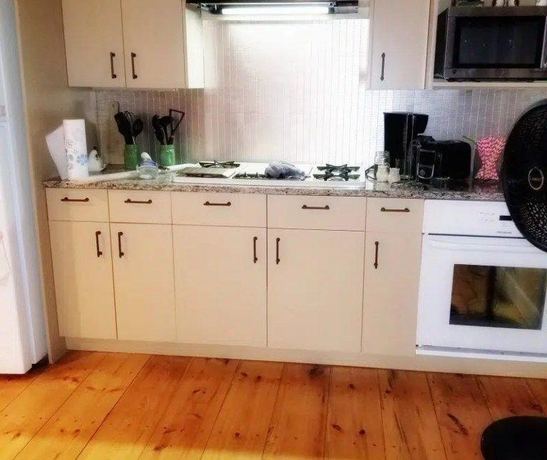 Saco, Maine, Residential, Kitchen Remodel | JWD Painting