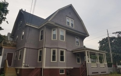 Exterior Portland, Maine