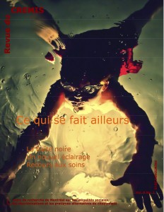 Vol 8 No 1 couverture
