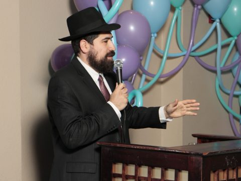 Rabbi Raleigh Resnick of Tri-Valley Chabad (Photo/Courtesy Tri-Valley Chabad)