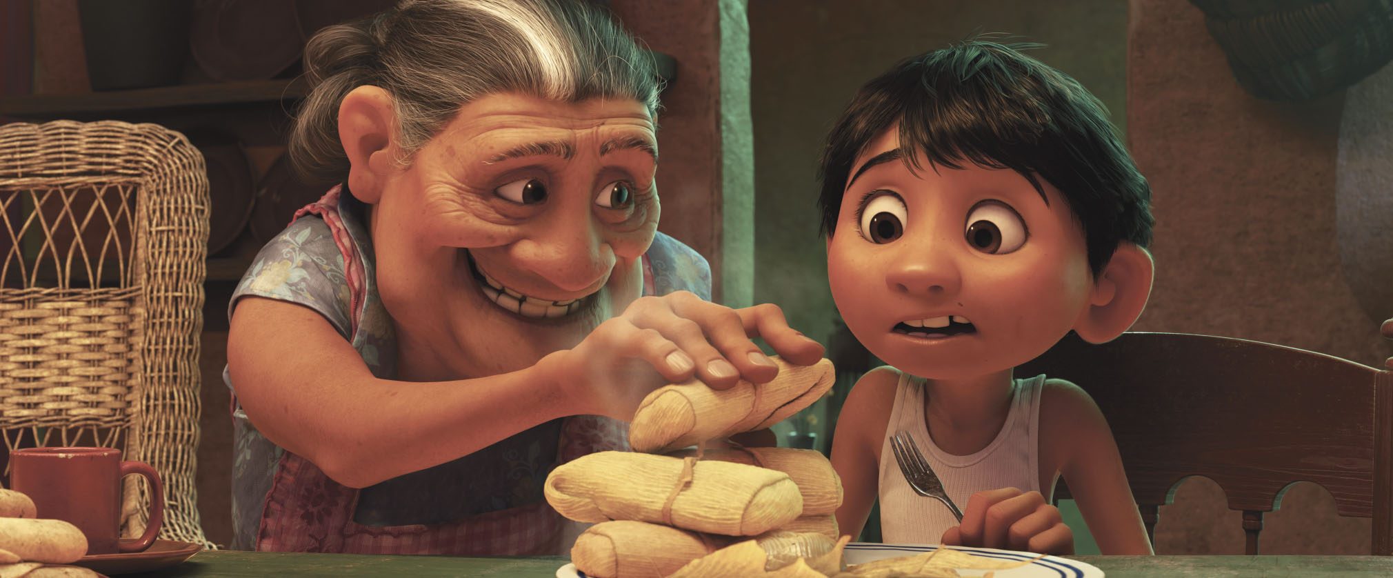 Q A This Pixar Artist Sees His Jewish Grandma In Coco J See what coco_2 (coco_2) has discovered on pinterest, the world's biggest collection of ideas. pixar artist sees his jewish grandma