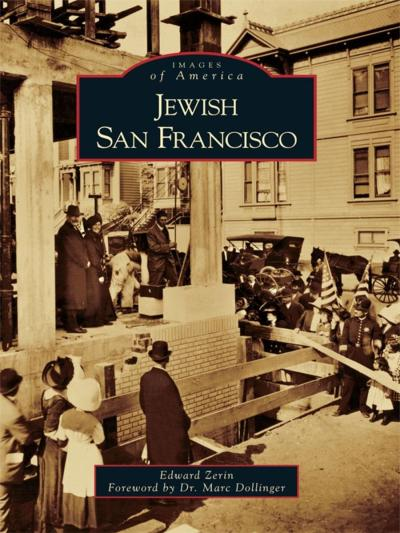 "Cover of ""Jewish San Francisco"" by Ed Zerin"